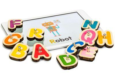 Jeu MARBOTIC pour iPad Smart Letters