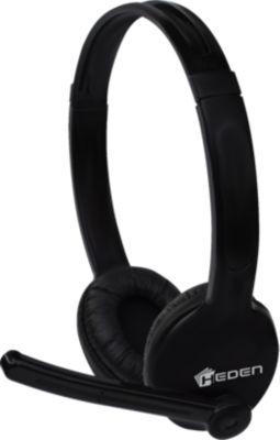 Micro-casque Heden Micro stéréo avec microphone Skype