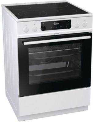 Cuisinière vitrocéramique Gorenje EC6353WPA