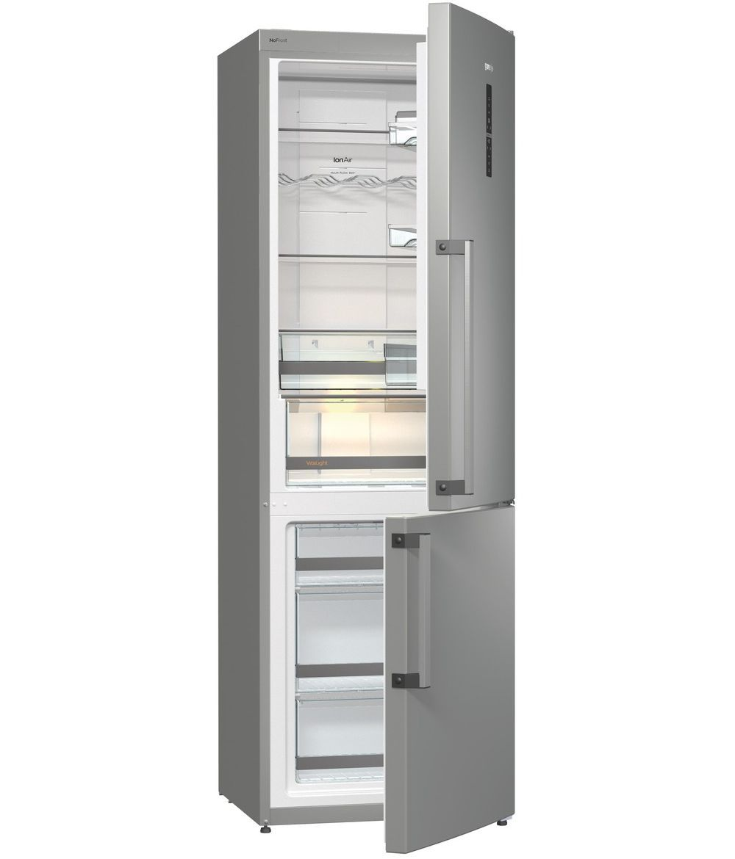 Réfrigérateur combiné GORENJE NRC6192TX