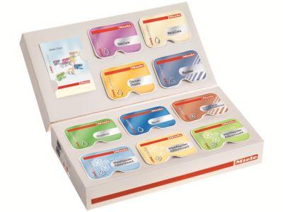 Lessive et produits d'entretien Miele Coffret 10 Caps Collection