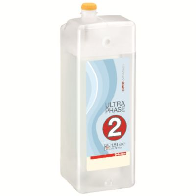 Lessive et produits d'entretien Miele Cartouche UltraPhase 2