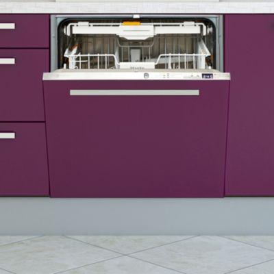 Lave vaisselle tout intégrable Miele G6670SCVi