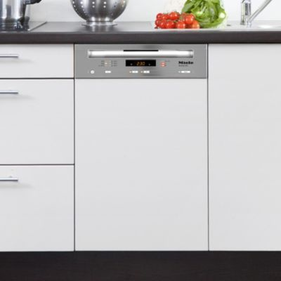 Lave vaisselle encastrable 45 cm Miele G4620SCI Active IN