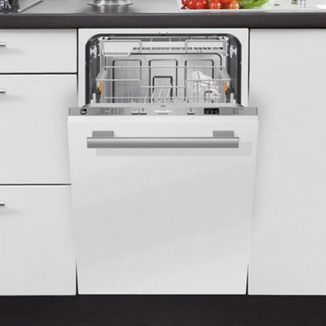 Lave vaisselle intégrable 45cm MIELE G4680SCVi Active