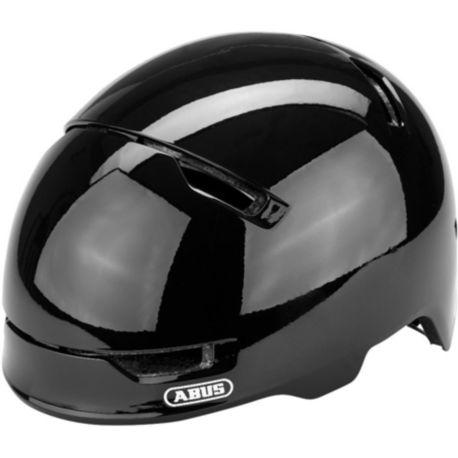 Casque ABUS Scraper Kid 3.0 shiny black S