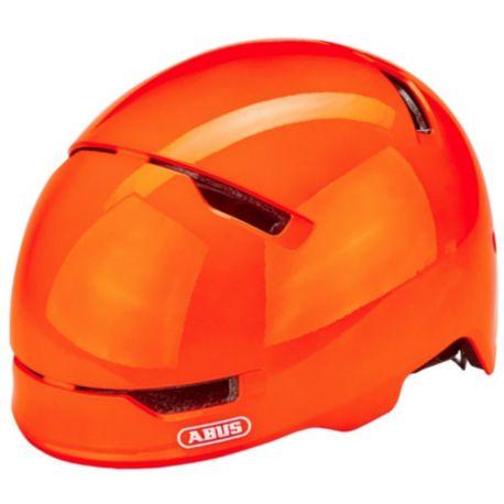 Casque ABUS Scraper Kid 3.0 shiny orange S