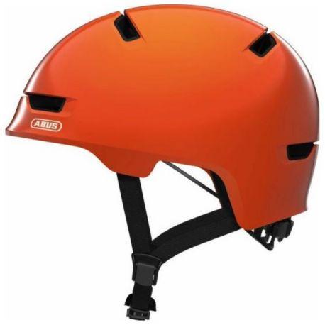 Casque ABUS Scraper 3.0 sigreenal orange L