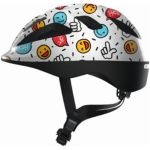 Casque ABUS Smooty 2.0 white smiley S