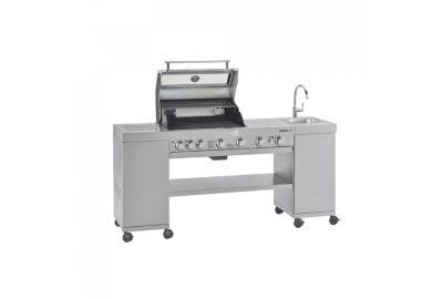 Barbecue ROSLE VIDERO G4-SK inox
