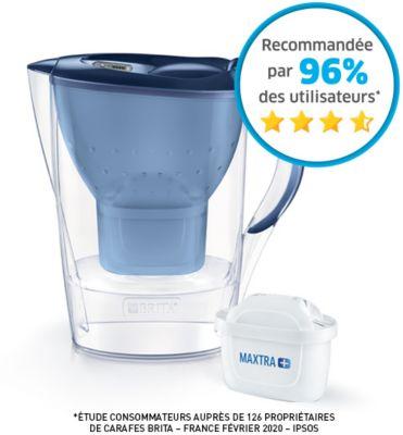 Image of BRITA Marella Filtre à eau pour carafe 2.4L Bleu
