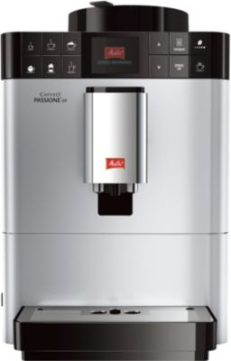 Expresso Broyeur melitta passione one touch argent