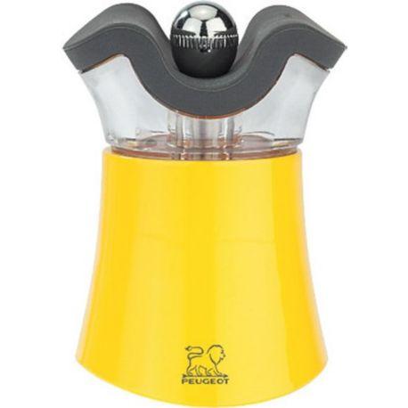 Moulin PEUGEOT Peps jaune poivre et sel 8 cm