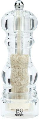 Moulin à sel Peugeot à sel humide 18 cm acrylique Nancy