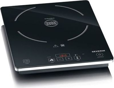 Severin table de cuisson induction posable 2000w r chaud boulanger - Table de cuisson boulanger ...