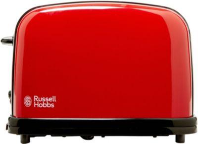 russell hobbs colours plus 23330 56 rouge grille pain boulanger. Black Bedroom Furniture Sets. Home Design Ideas
