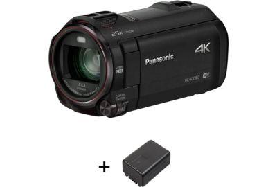 Camescope PANASONIC HC-VX980 Pack 2ème batterie