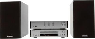 Chaîne HiFi Yamaha MCRN670SIBL