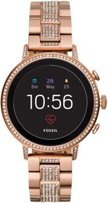 Montre connectée Fossil Q Venture Acier