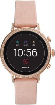Montre connectée Fossil Q Venture Beige