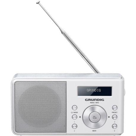 Radio GRUNDIG MUSIC 55 DAB+ Blanc