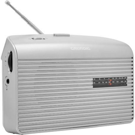 Radio GRUNDIG Music 60 Argent