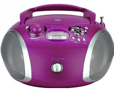 Radio CD Grundig RCD1445 Violet