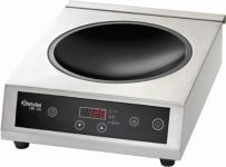 BARTSCHER Wok à induction IW35