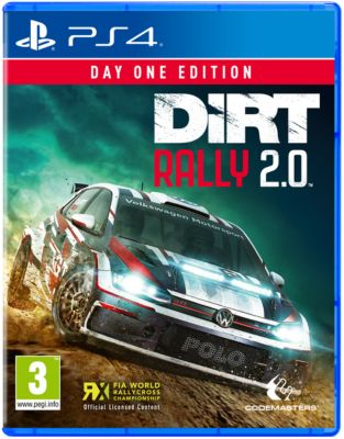 Jeu Ps4 koch media dirt rally 2.0 day one edition