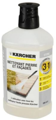 Détergent Karcher nettoyant pierre et façade 3 en 1