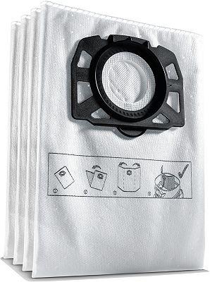 Karcher sachet filtre wd4 wd5 wd6 accessoire - Aspirateur karcher wd4 ...