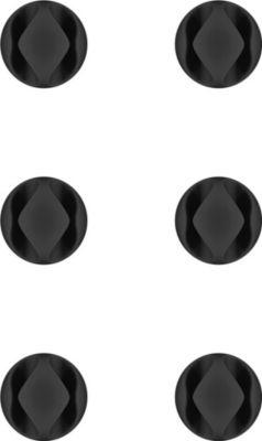 Range Câble goobay cable guide (2) noir x6