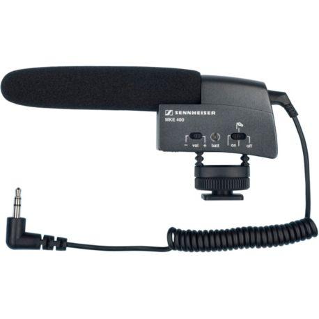 Micro SENNHEISER MKE 400