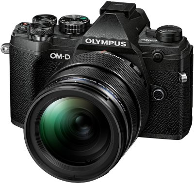 Appareil photo Hybride Olympus E-M5 Mark III Noir + 12-40mm...