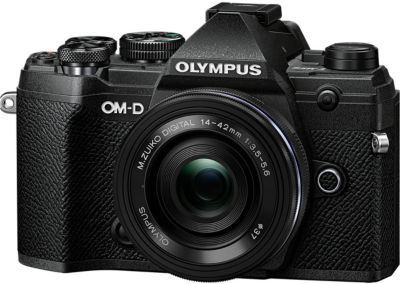 Appareil photo Hybride Olympus E-M5 Mark III Noir + 14-42mm...