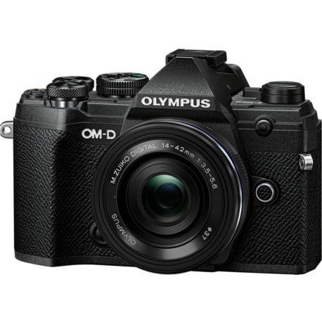 Appareil photo numérique OLYMPUS E-M5 Mark III Noir + 14-42mm EZ Noir