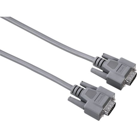 Câble HAMA VGA 1M80 Gris