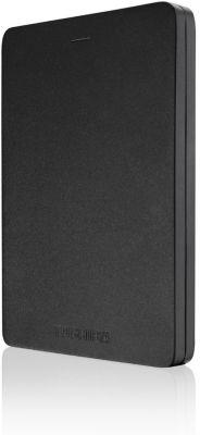 Disque dur externe Toshiba 2,5'' 2To Canvio Alu 3S Noir