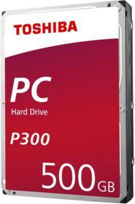Disque dur interne Toshiba 3.5'' P300 500Go