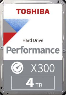 Disque dur interne Toshiba 3,5'' 4To X300
