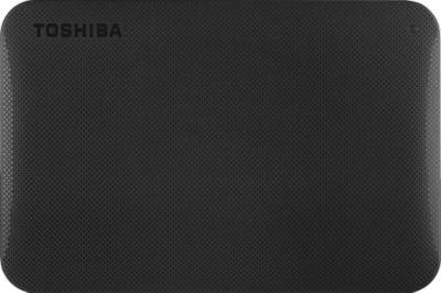 Disque dur externe Toshiba 2,5'' 500 Go Canvio Ready Noir