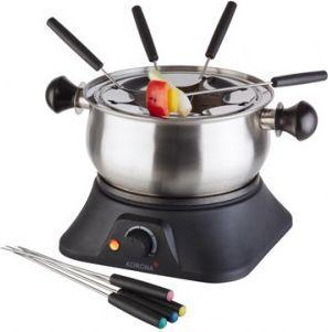 korona 42010 appareil fondue raclette fondue boulanger. Black Bedroom Furniture Sets. Home Design Ideas