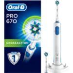 Brosse ORAL-B Pro 670 CrossAction