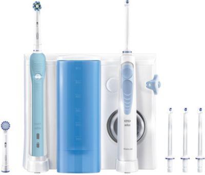 Combiné Dentaire oral-B pro 700 waterjet