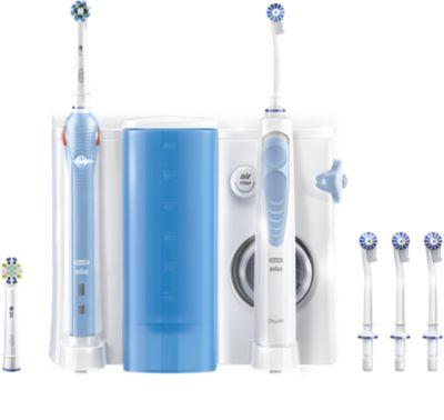 Combiné Dentaire oral-B pro1000 oxyjet