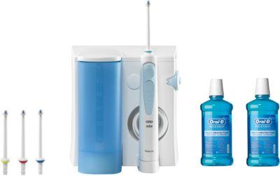Hydropulseur Oral-B kit multijets (md16 + bain de bouche)