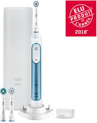 Brosse À dents électrique oral-B smart series 6100s sensitiv
