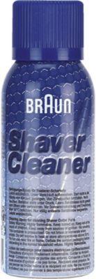Lotion de nettoyage Braun de nettoyage pour rasoir