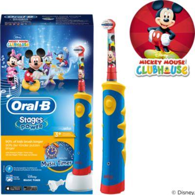 Brosse À dents électrique oral-B kids mickey de disney