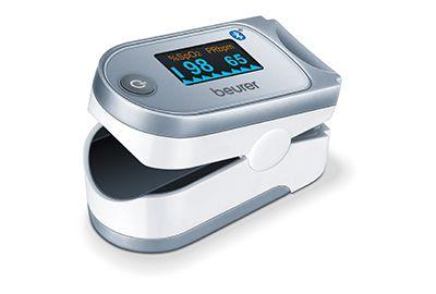 BEURER Oxymètre de pouls PO60 Bluetooth